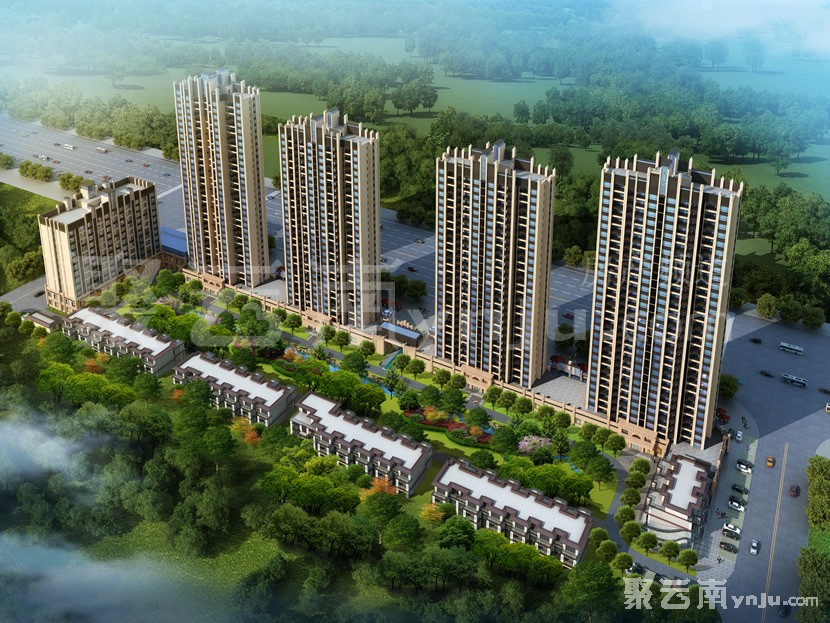 蒙自天佑璟玥营销中心将于9月1日正式开放